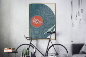 back-on-track-art-print